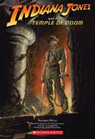 Cover image for Indiana Jones and the Temple of Doom : Indiana Jones