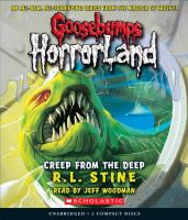 Cover image for Creep from the deep. bk. 2 Goosebumps HorrorLand series