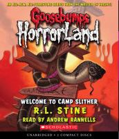Cover image for Welcome to Camp Slither