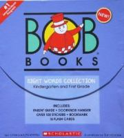 Cover image for Bob books. Sight words collection, kindergarten and first grade