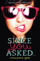 Cover image for Since you asked--