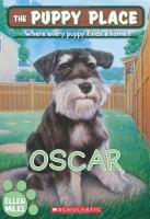 Cover image for Oscar. bk. 30 : Puppy place series
