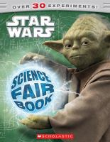 Cover image for Star Wars : science fair book