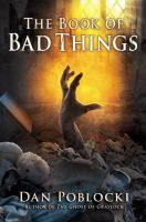 Cover image for The book of bad things