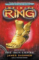Imagen de portada para The iron empire Infinity Ring Series, Book 7.
