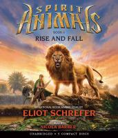 Imagen de portada para Rise and fall. bk. 6 [sound recording CD] : Spirit animals series