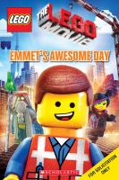 Cover image for Emmet's awesome day : LEGO movie series