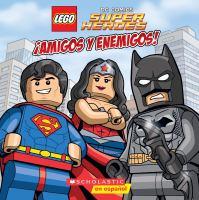 Cover image for ¡Amigos y enemigos!
