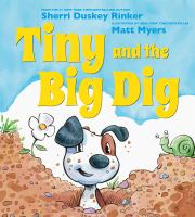 Imagen de portada para Tiny and the big dig