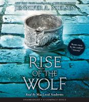 Cover image for Rise of the wolf. bk. 2 [sound recording CD] : Mark of the thief series