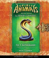 Imagen de portada para The book of Shane Spirit animals. Special edition series