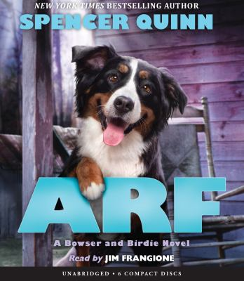 Cover image for Arf [sound recording (CD)]