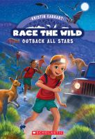 Cover image for Outback all-stars. course #5 : Race the wild series