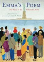 Cover image for Emma's poem : the voice of the Statue of Liberty