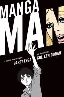 Cover image for Manga man