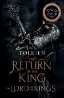 Imagen de portada para The return of the king The Lord of the Rings Series, Book 3.