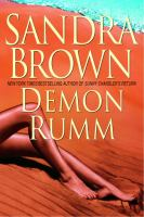 Cover image for Demon Rumm [large print]