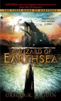 Imagen de portada para A wizard of Earthsea. bk. 1 : Earthsea cycle