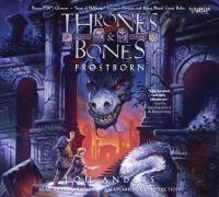 Imagen de portada para Frostborn. bk. 1 [sound recording CD] : Thrones & bones series