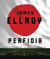 Cover image for Perfidia a novel