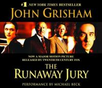 Cover image for The runaway jury