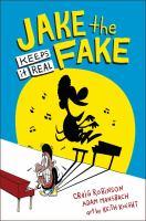 Imagen de portada para Jake the fake keeps it real. bk. 1