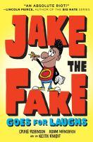 Imagen de portada para Jake the fake stands up. bk. 2 : Jake the fake series