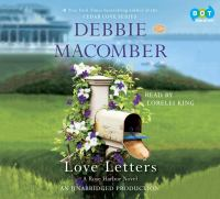 Cover image for Love letters. bk. 3 [sound recording CD] : Rose Harbor series