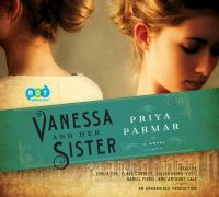 Cover image for Vanessa and her sister a novel