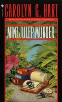 Cover image for Mint julep murder. bk. 9 : Death on Demand series