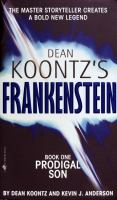 Cover image for Prodigal son. bk. 1 : Dean Koontz's Frankenstein