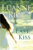 Cover image for Last kiss. bk. 6 : Hubbard's Point series