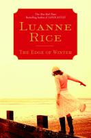 Cover image for The edge of winter