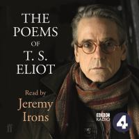 Cover image for The poems of T.S. Eliot [sound recording CD]