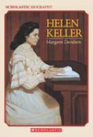 Cover image for Helen Keller