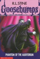 Cover image for Phantom of the auditorium. Book 24 : Goosebumps series