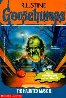 Cover image for The haunted mask II. Book 36 : Goosebumps series