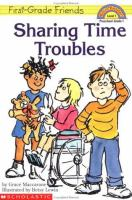 Cover image for Sharing time troubles