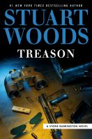 Cover image for Treason. bk. 52 : Stone Barrington series