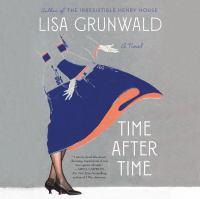 Imagen de portada para Time after time A Novel.