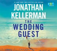 Cover image for The wedding guest. bk. 34 [sound recording CD] : Alex Delaware series