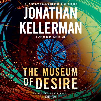 Imagen de portada para The museum of desire. bk. 35 [sound recording CD] : Alex Delaware series
