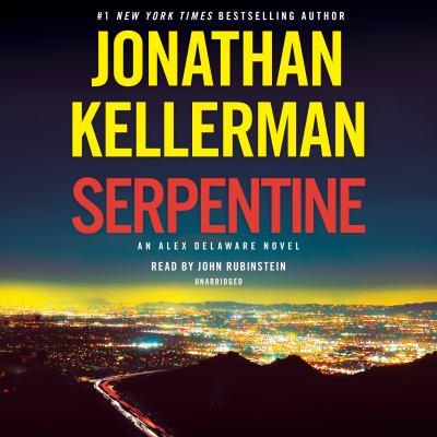 Imagen de portada para Serpentine. bk. 36 [sound recording CD] : Alex Delaware series