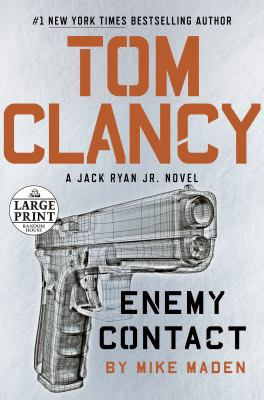 Cover image for Tom Clancy Enemy contact. bk. 27 Jack Ryan Jr. series