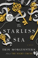 Cover image for The starless sea a novel