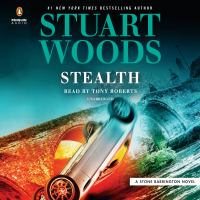 Cover image for Stealth. bk. 51 [sound recording CD] : Stone Barrington series