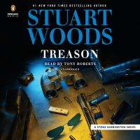 Cover image for Treason. bk. 52 [sound recording CD] : Stone Barrington series