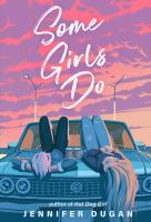 Cover image for Some girls do