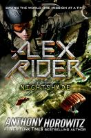 Cover image for Nightshade. bk. 12 : Alex Rider series