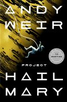 Cover image for Project Hail Mary : a novel
